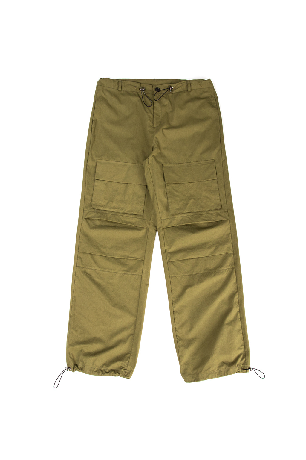string tactical trousers - khaki