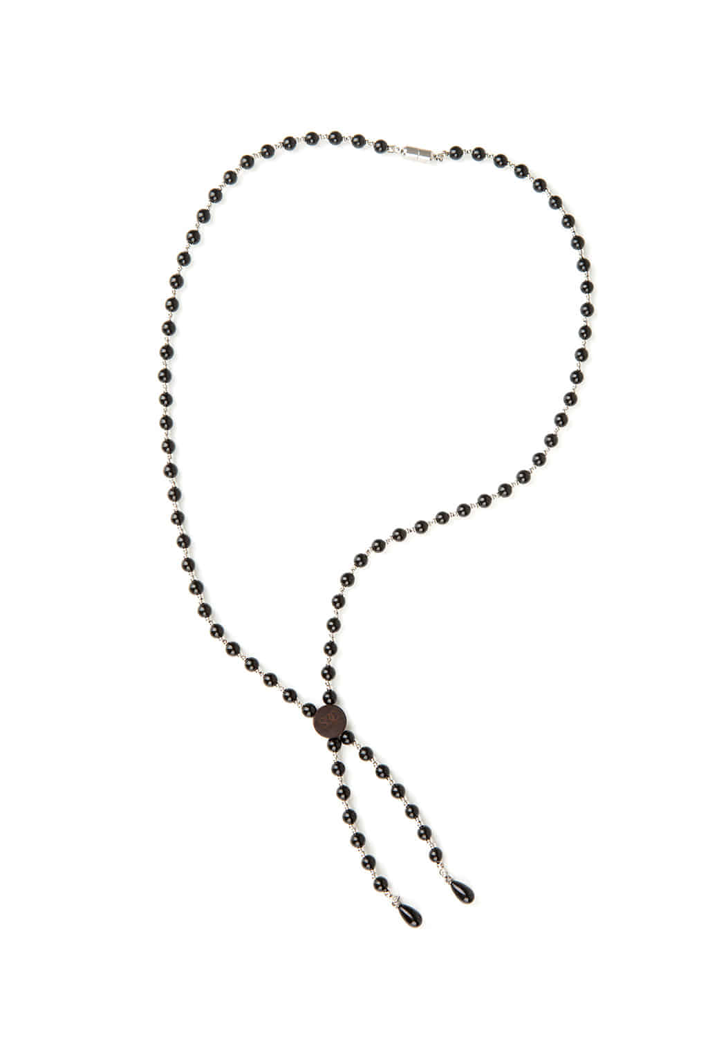 Y-drop necklace
