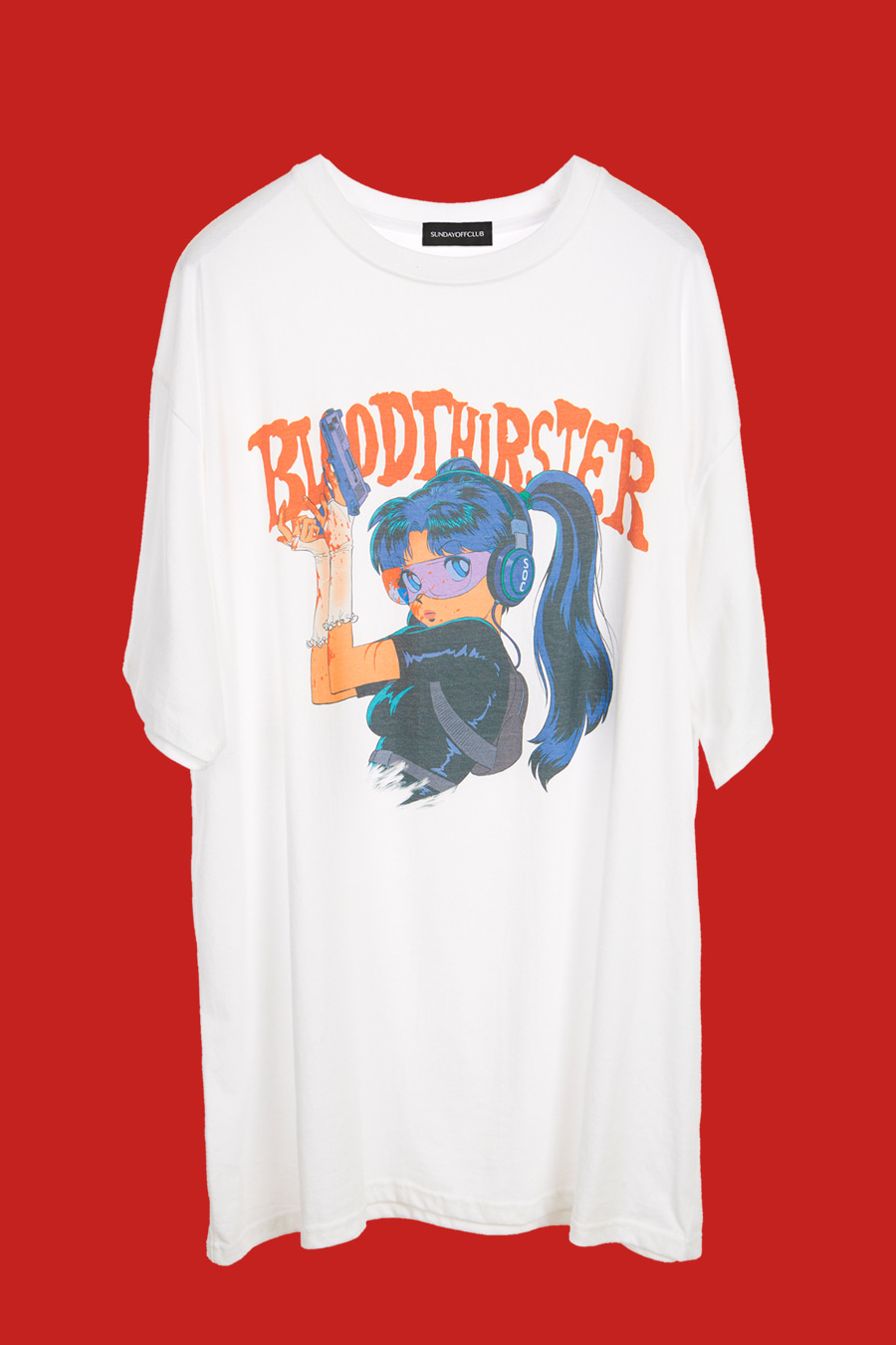 Bloodthirster T-Shirt - White