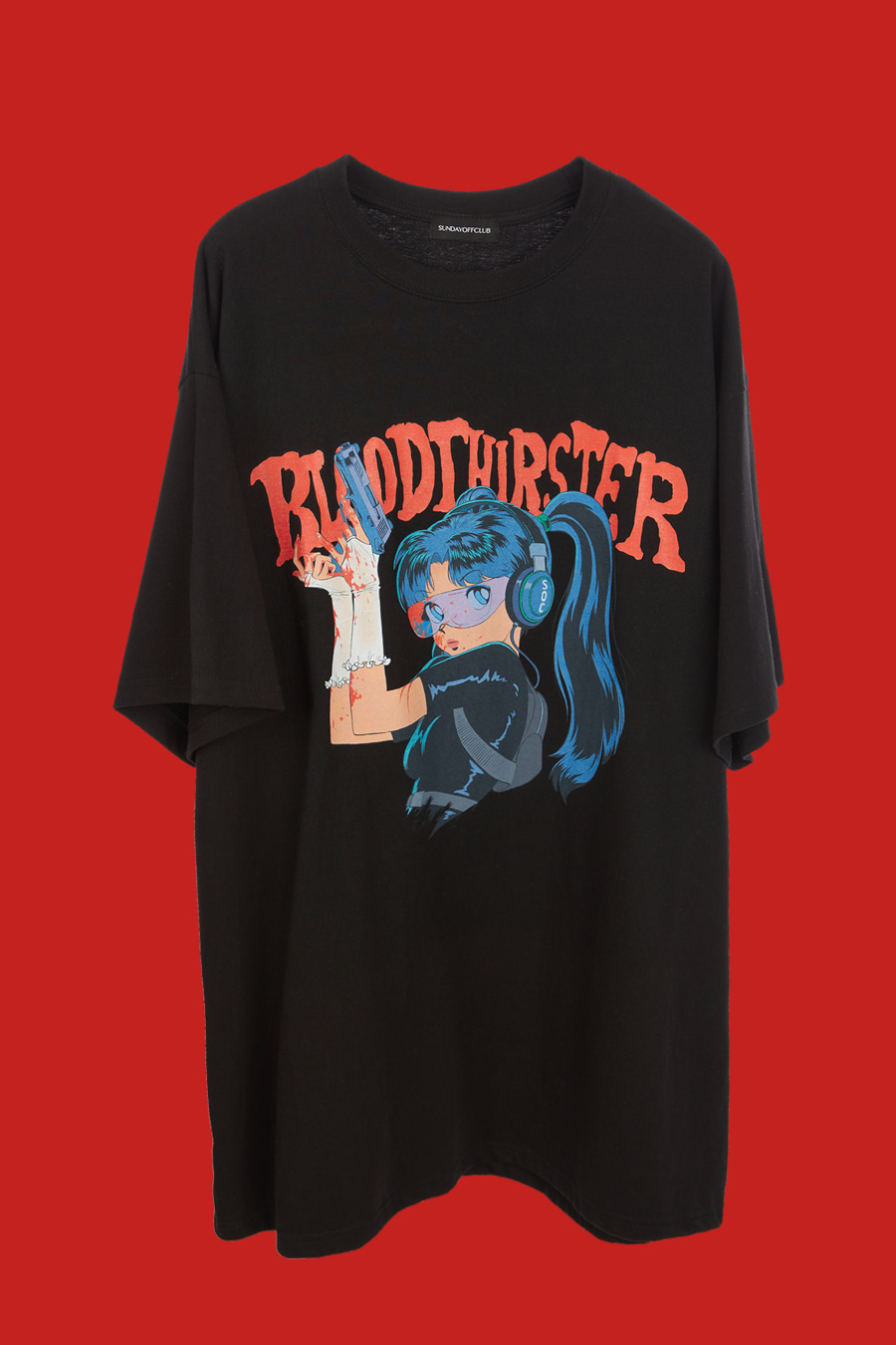 Bloodthirster T-Shirt - Black