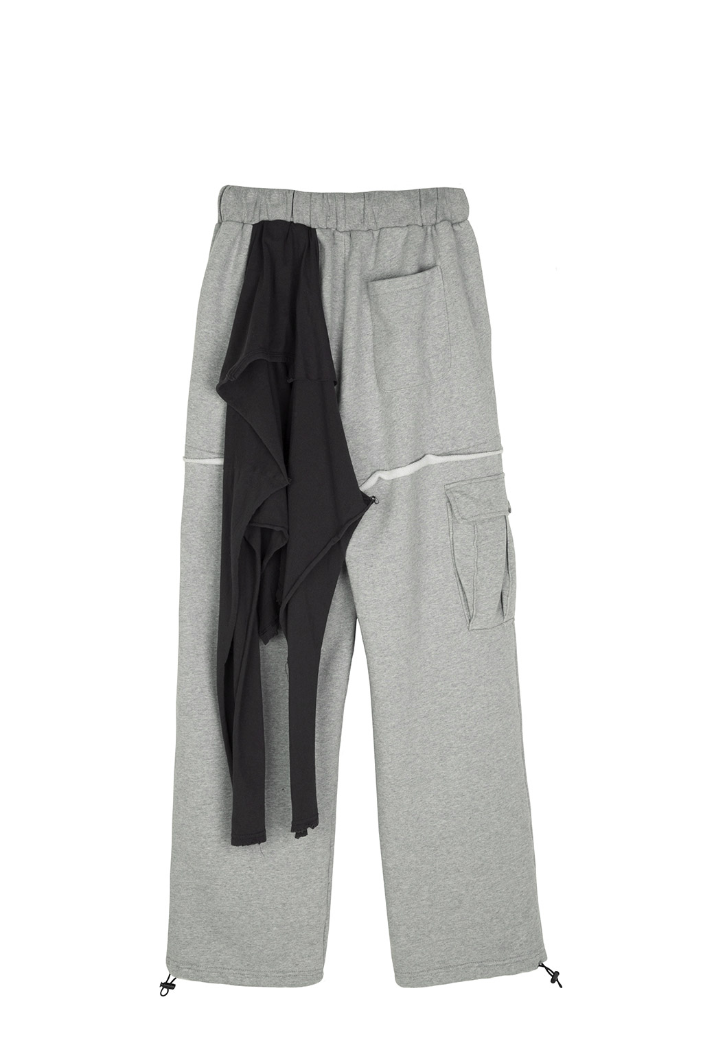 shirts docking sweatpants - melange