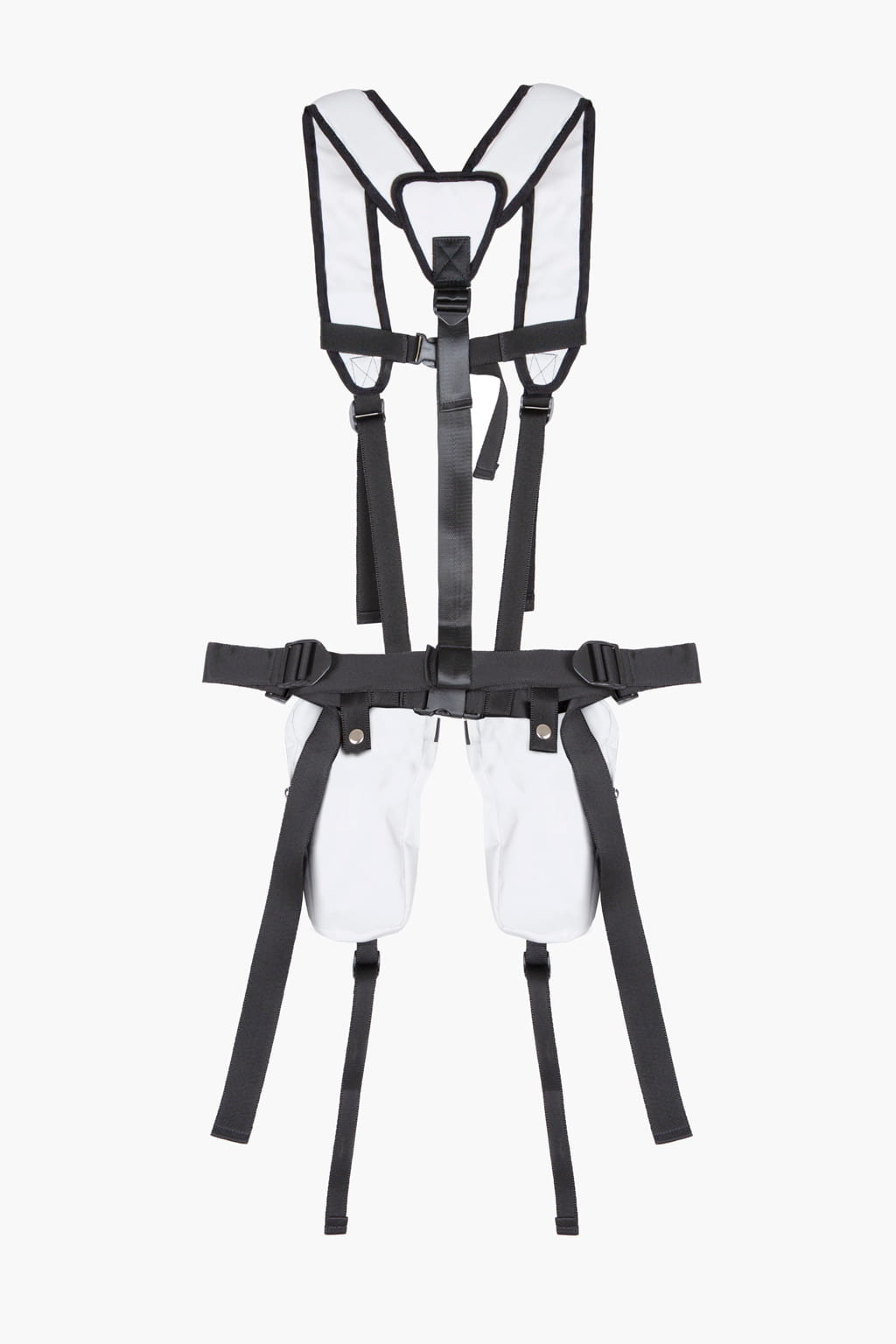 Tactical Utility Bag Waterproof Harness - white