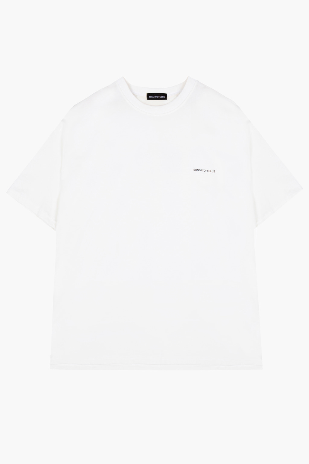 Resistance T-shirt - white