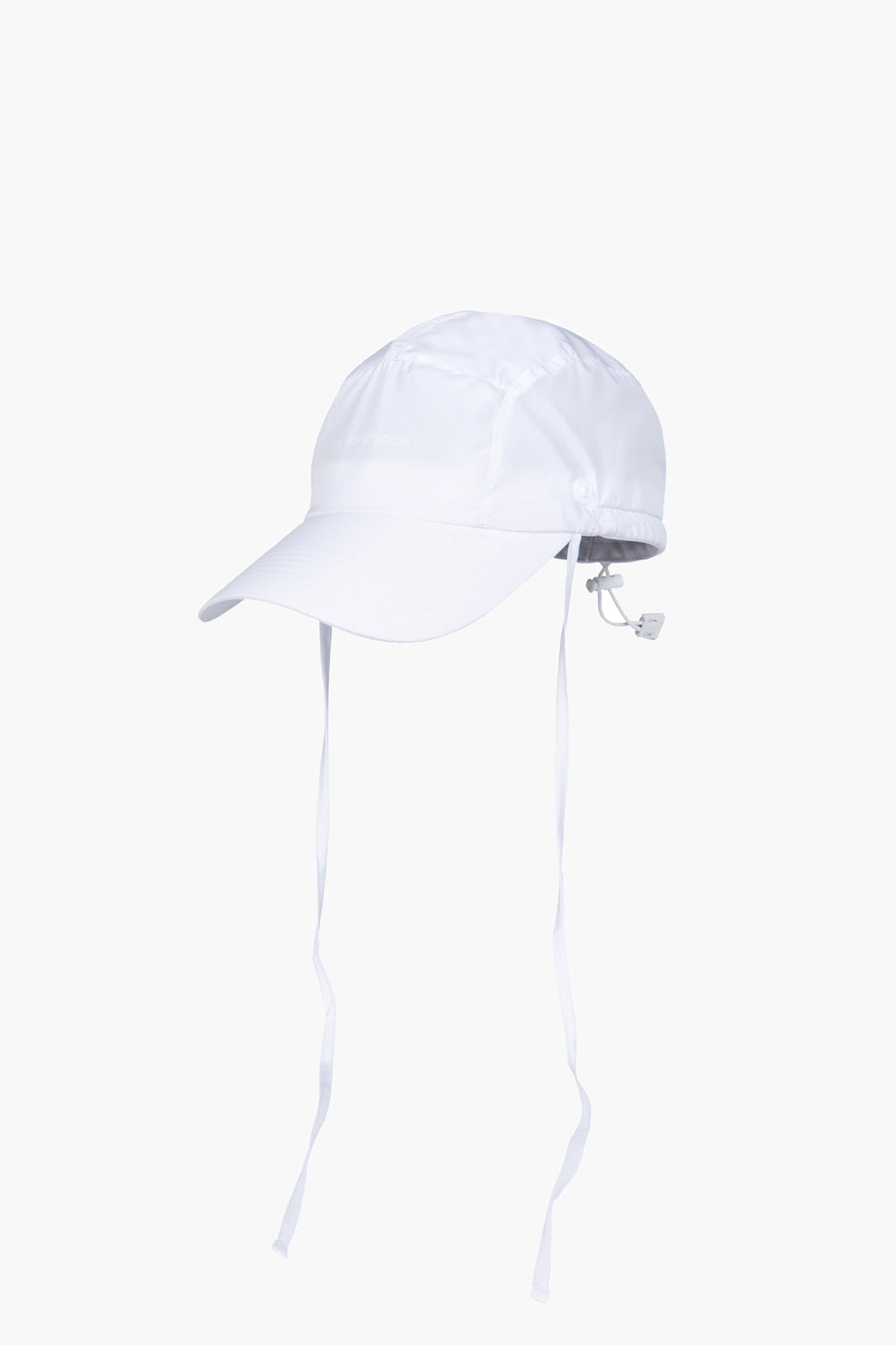 3-in-1 Desert Cap - white