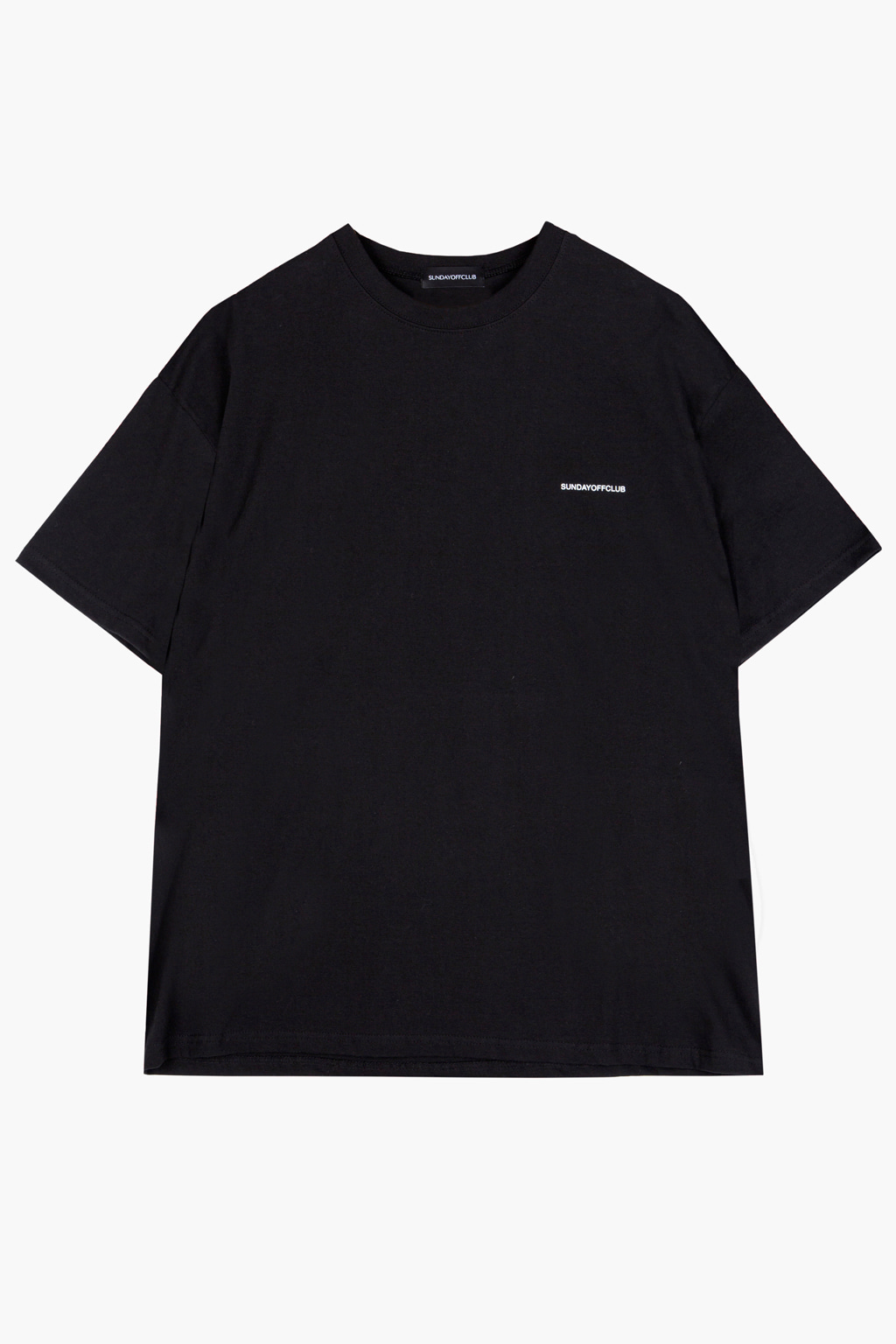 OG Logo & Slogan T-shirt - black