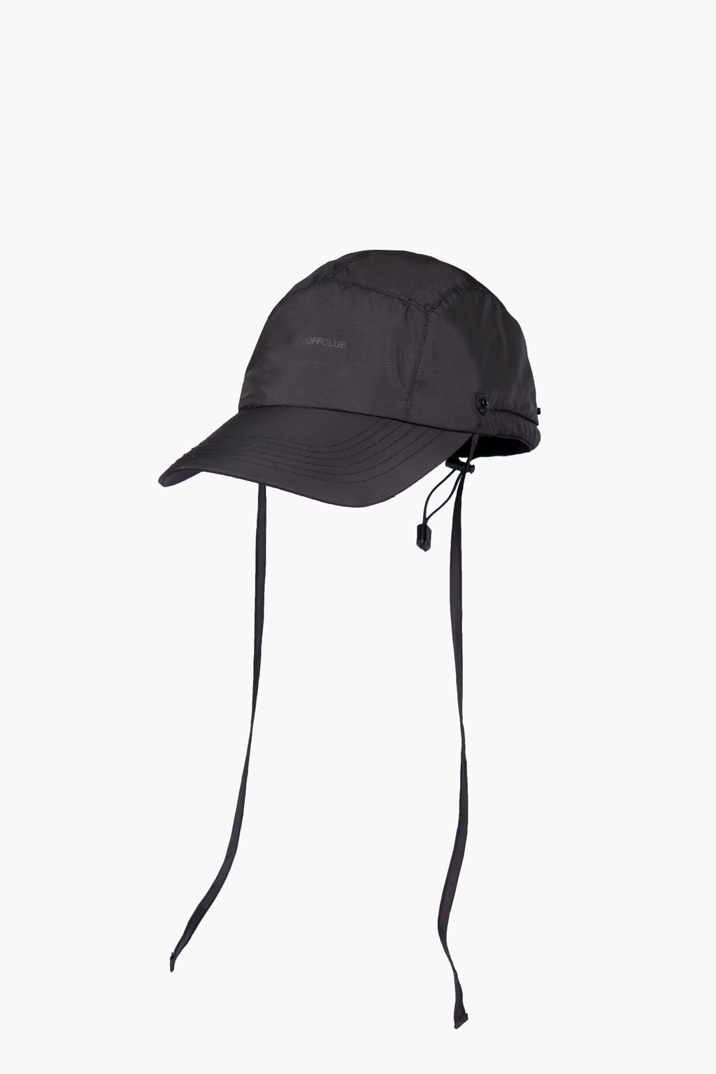 3-in-1 Desert Cap - black
