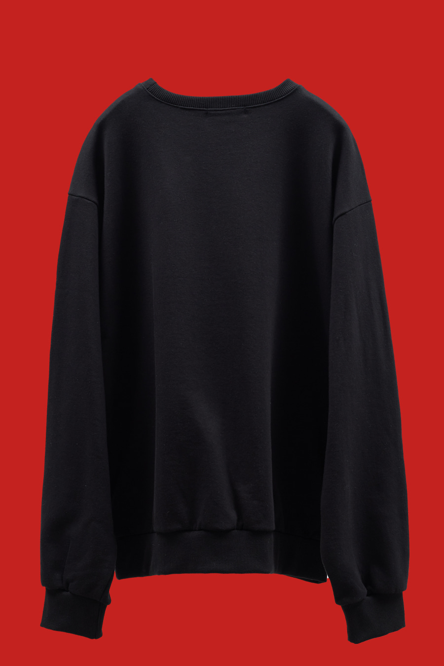 20S/S Signature Logo Sweatshirt - Black