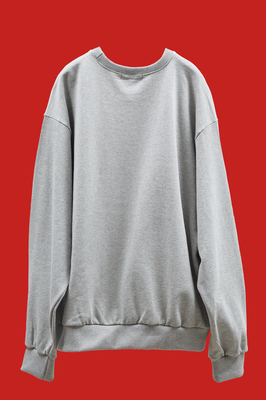 20S/S Signature Logo Sweatshirt - Grey