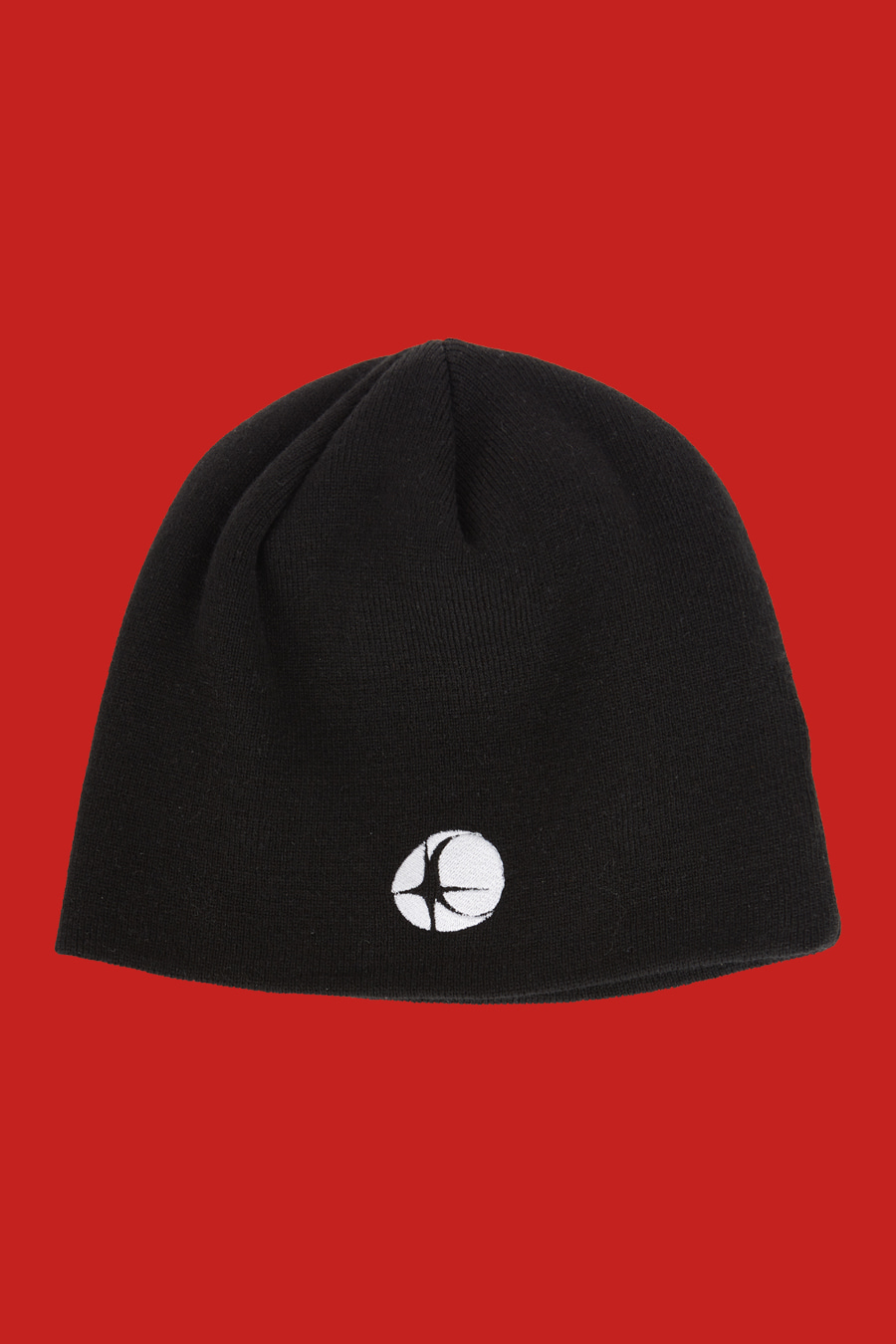 New Logo Beanie - Black